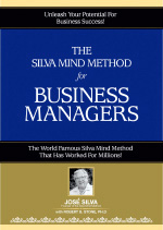The Silva Mind Method for Business Managers by By Jose Silva in Association with Robert B. Stone